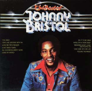 Johnny Bristol - The Best Of Johnny Bristol (LP) (EX-/VG)